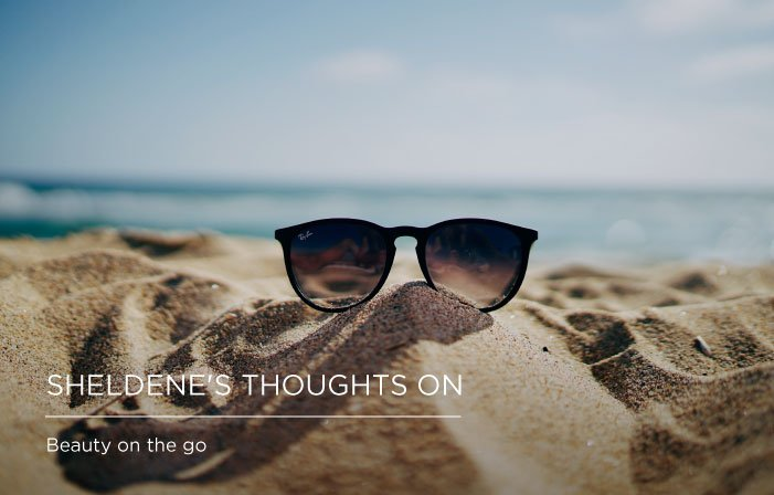 sheldene thoughts header feature, Sheldene's thoughts on... Beauty on the go Somerset Surgery | Plastic Surgery Somerset West