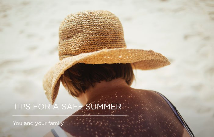 tips for a safe summer feature, Tips for a safe summer Somerset Surgery | Plastic Surgery Somerset West